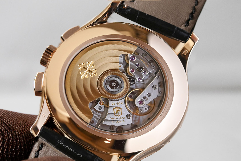 Patek Philippe Chronograph Annual Calendar 5905R Calibre CH 520 QA 24H