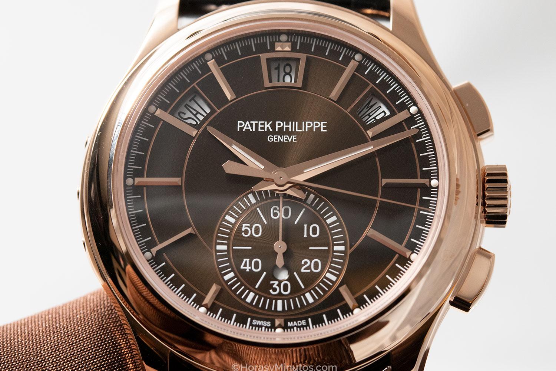 Patek Philippe Chronograph Annual Calendar 5905R