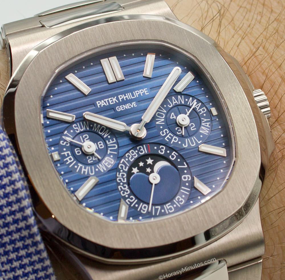 Patek Philippe Nautilus Perpetual Calendar 5740G/1G