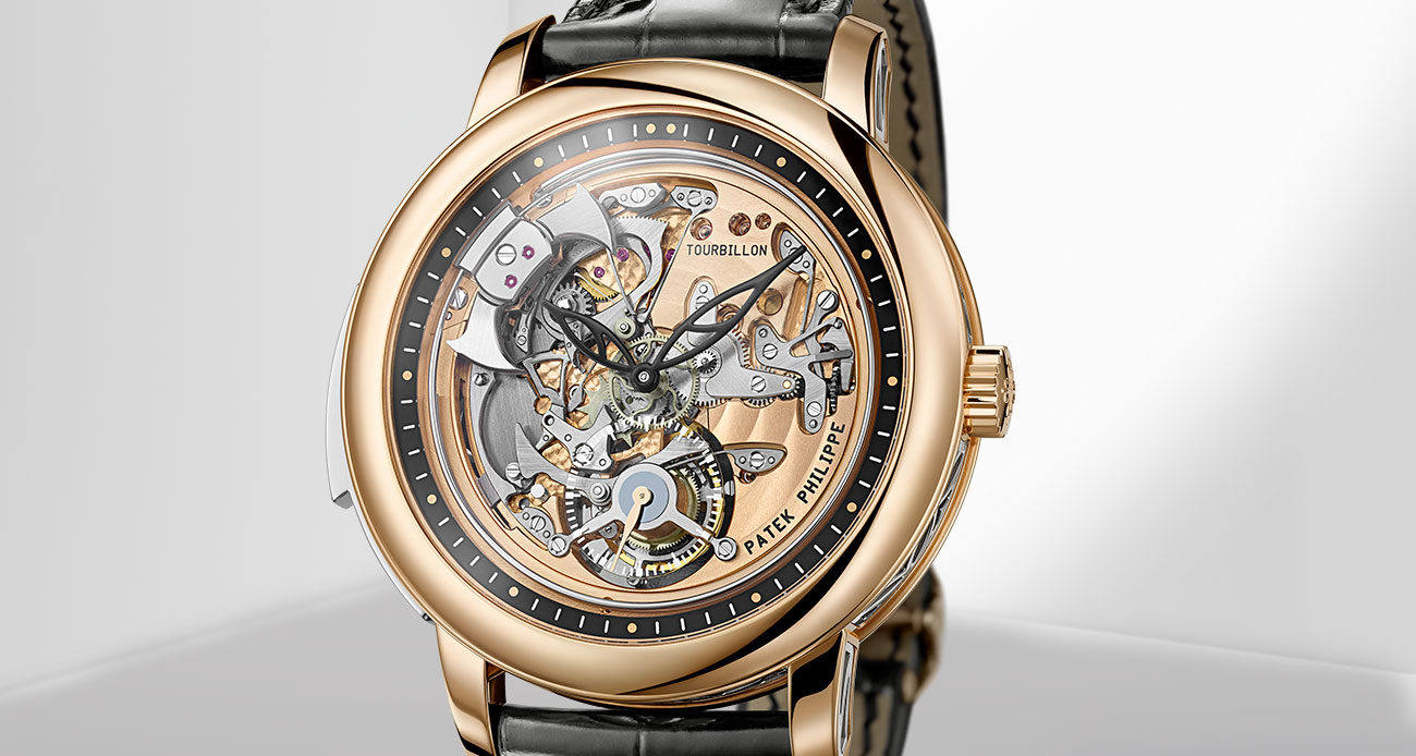 Patek Philippe Minute Repeater Tourbillon portada