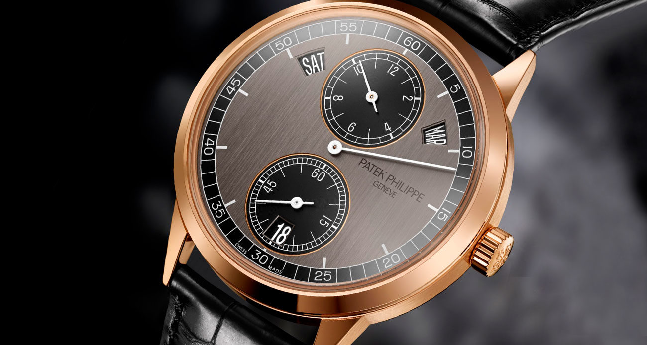 Patek Philippe Regulator Annual Calendar Ref. 5235R