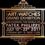 Patek Philippe anuncia la muestra The Art of Watches en Nueva York