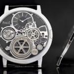 Piaget Altiplano Ultimate Concept: el reloj mecánico más delgado del mundo