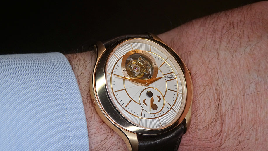 Piaget Gouverneur Tourbillon Moonphase