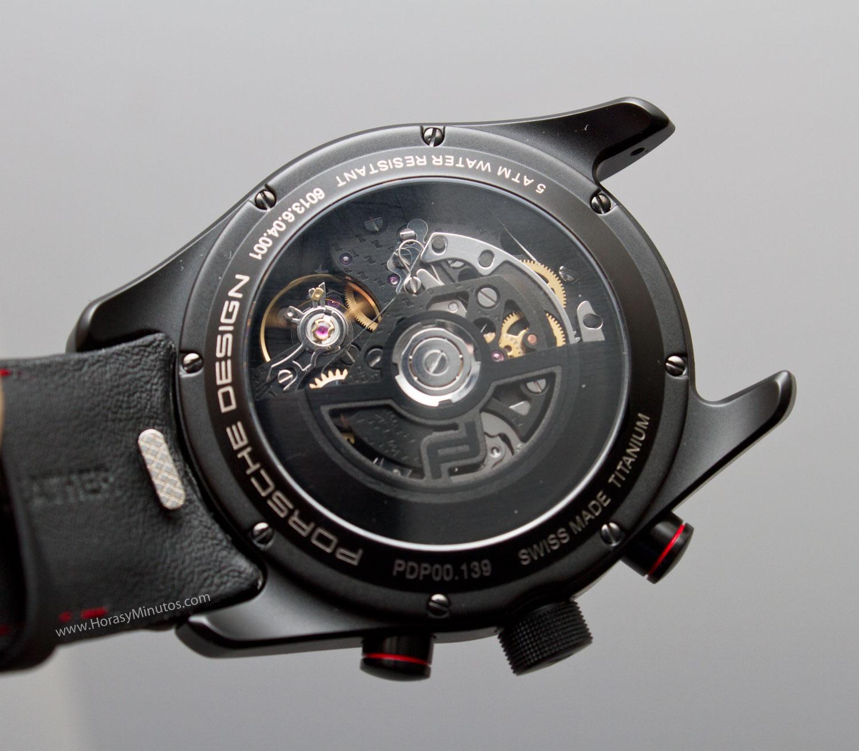 Porsche Design Chronotimer Flyback Special Edition
