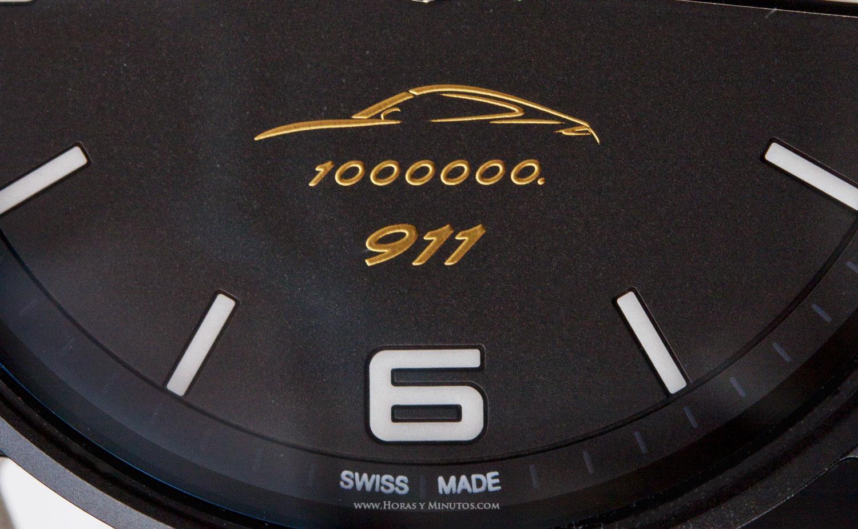 Porsche Design 1919 Datetimer One Milionth 911
