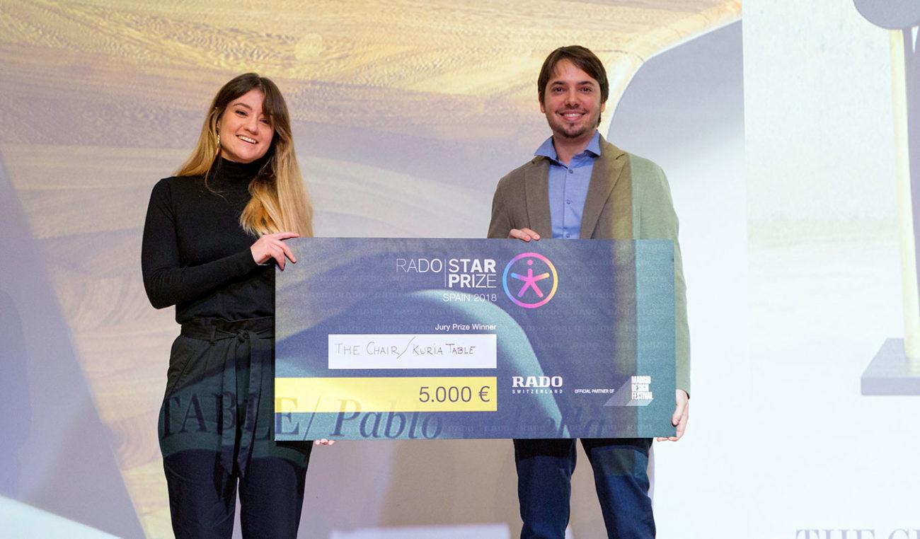 Premios Rado Star Prize Madrid 2018