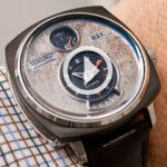 En la muñeca: Mustang P51 de REC Watches