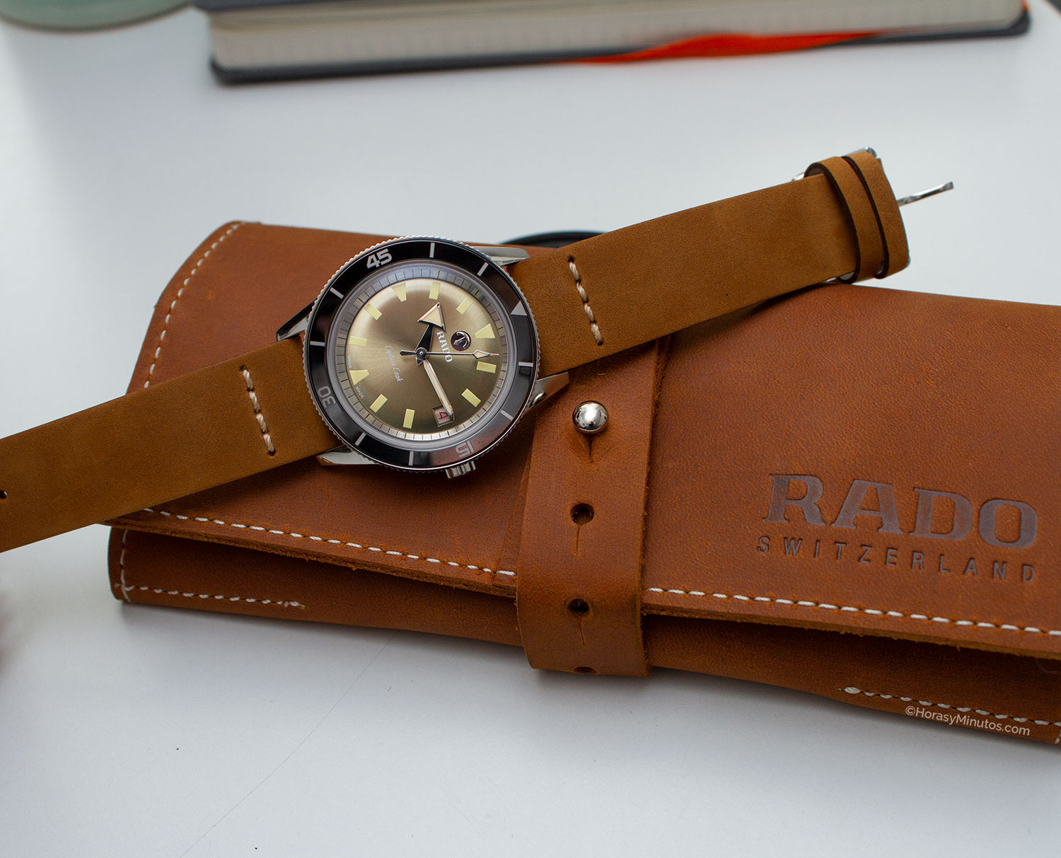 Rado Captain Cook 37 mm Limited Edition