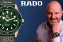 Rado Captain Cook Bronze portada