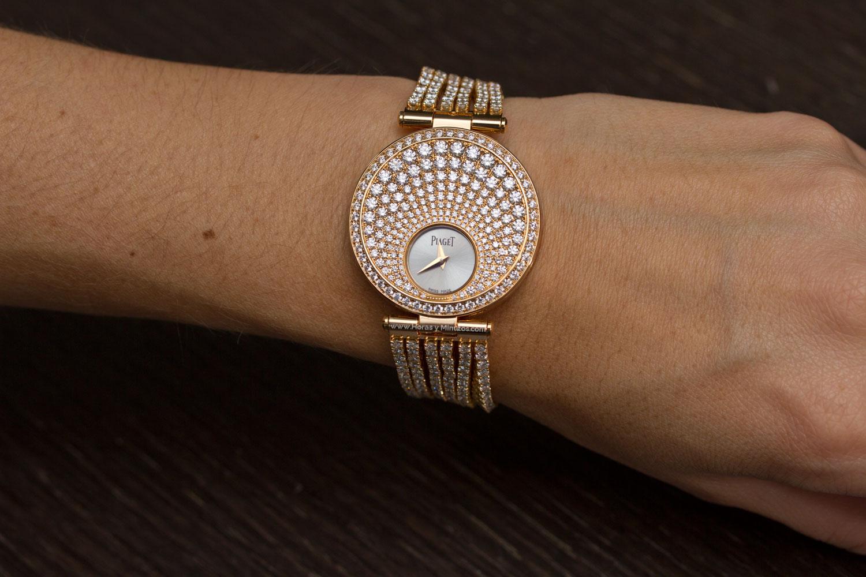 Relojes Joya de Piaget