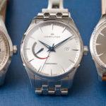 Calidad y precio: Tres relojes para todos los días de Hamilton
