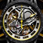 Nuevo Roger Dubuis Excalibur Aventador S, primer reloj de la colaboración oficial con Lamborghini