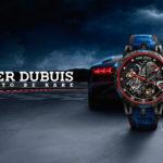 Roger Dubuis Excalibur Aventador y Spider Pirelli