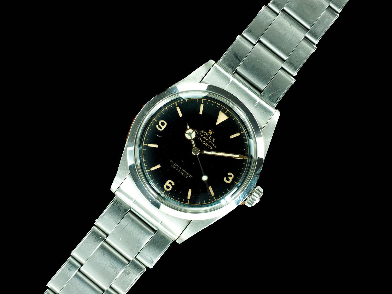 Rolex 6610 de 1959