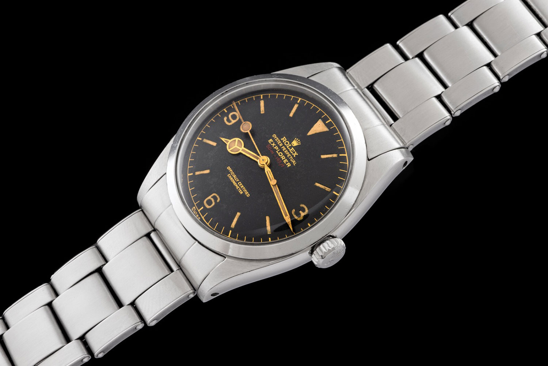 Rolex 6610 Red Depth