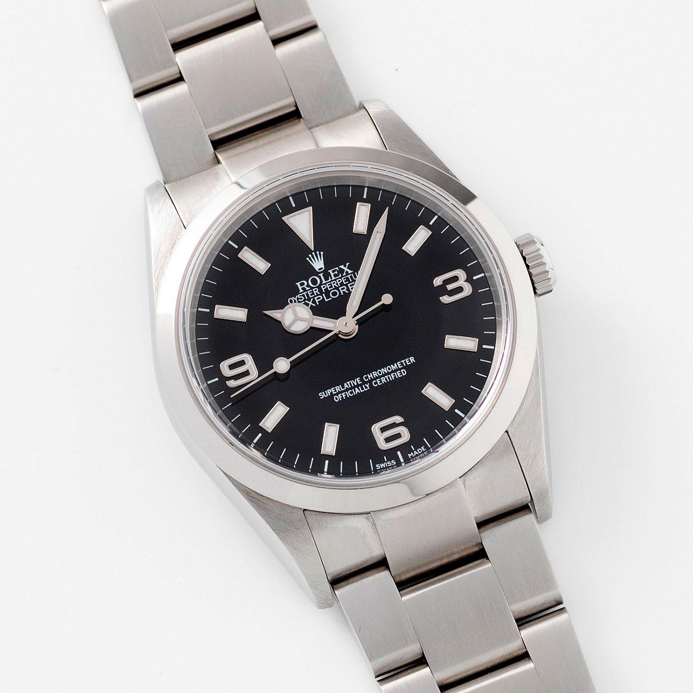 Rolex Explorer114270