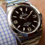 Rolex Explorer 214270 para 2016: Fotos en Vivo y Precio