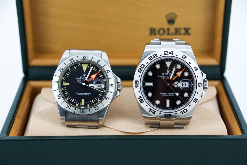 Rolex Explorer II 1655 y 216570