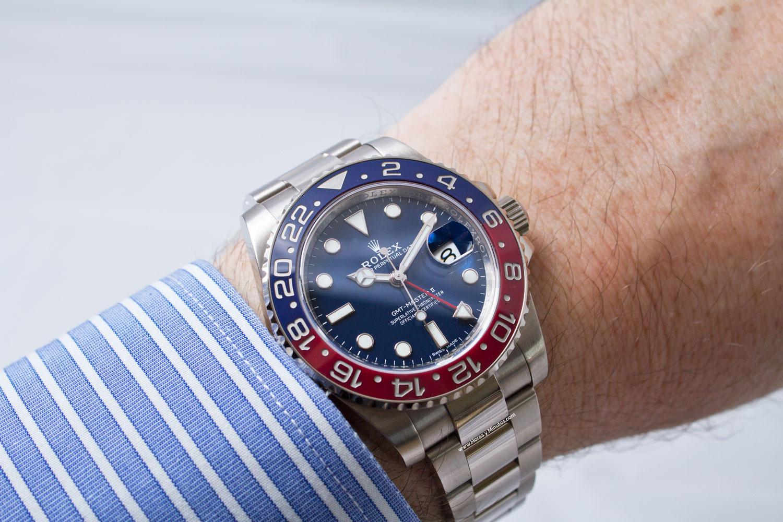 Rolex GMT Master II 2014
