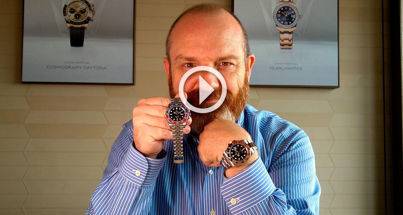 Rolex GMT Master II 2018