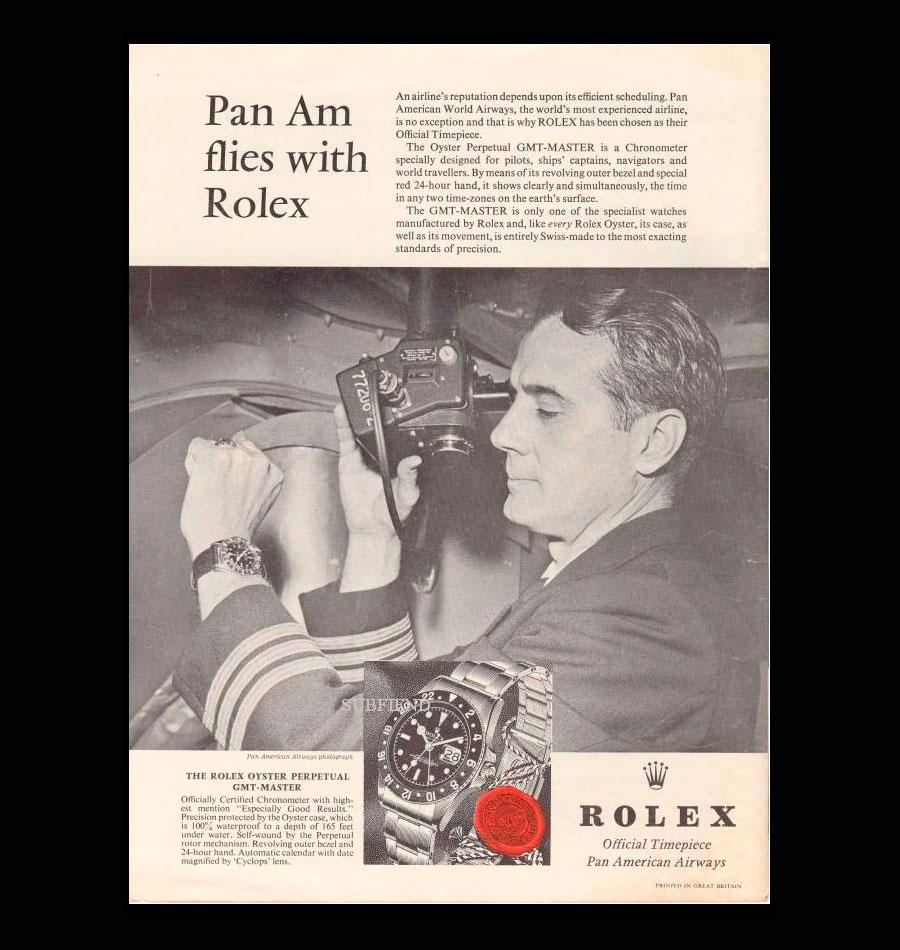 Rolex GMT 1955