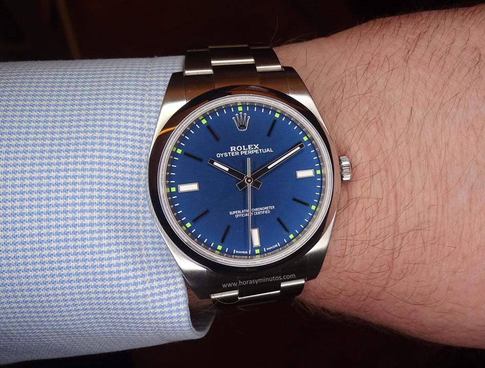 Rolex-Oyster-Perpetual-39-mm-esfera-azul-1-Horasyminutos