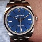Rolex Oyster Perpetual: la esencia de Rolex es asequible