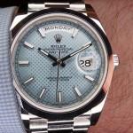 Los Perpetual Day Date de Rolex con el nuevo calibre 3255