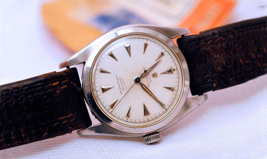 Rolex Oyster Perpetual Sir Edmund Hillary