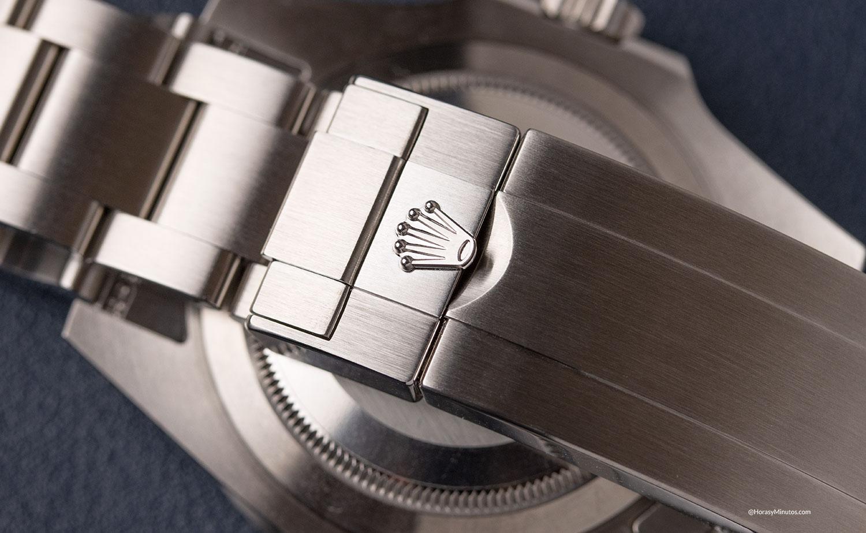 Cierre del Rolex Submariner 41 mm 2020