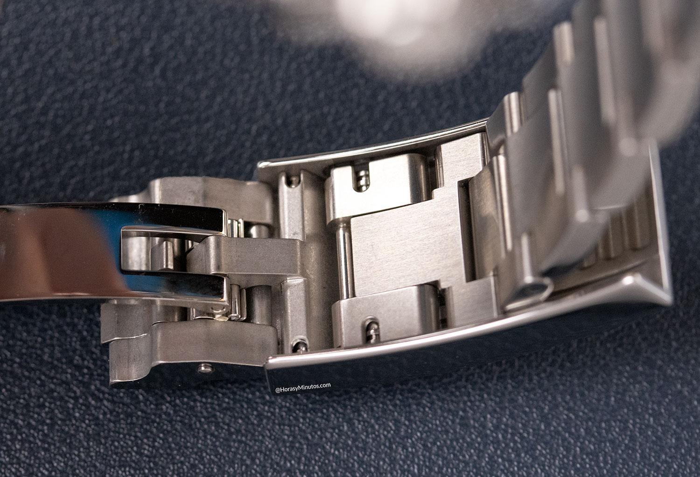 Sistema Glidelock del Rolex Submariner 41 mm 2020