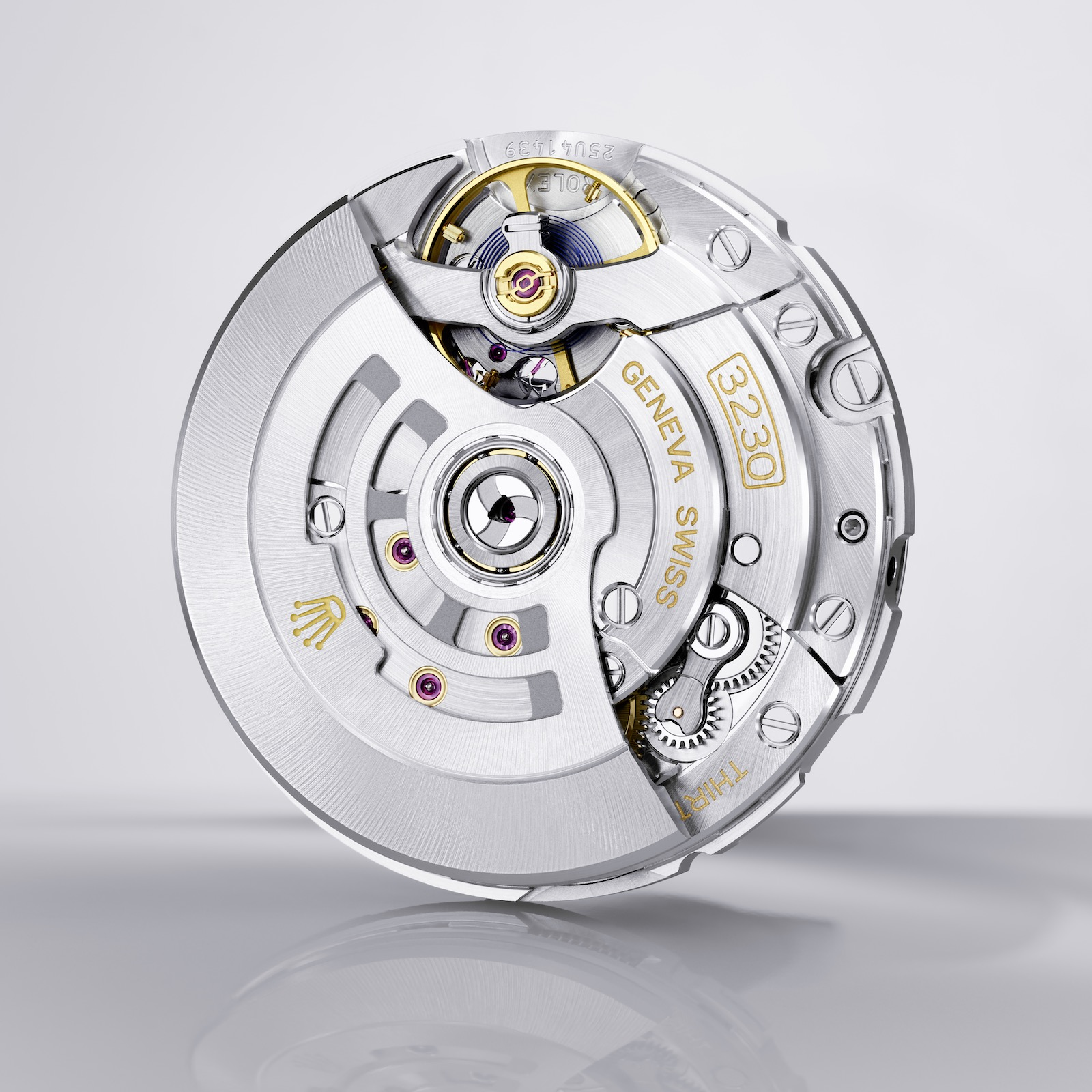 Calibre 3230 de Rolex Submariner 124060