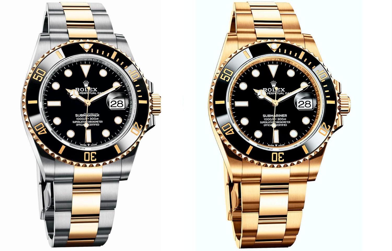 Rolex Submariner Date 41 mm 2020 126613LN y 126618LN