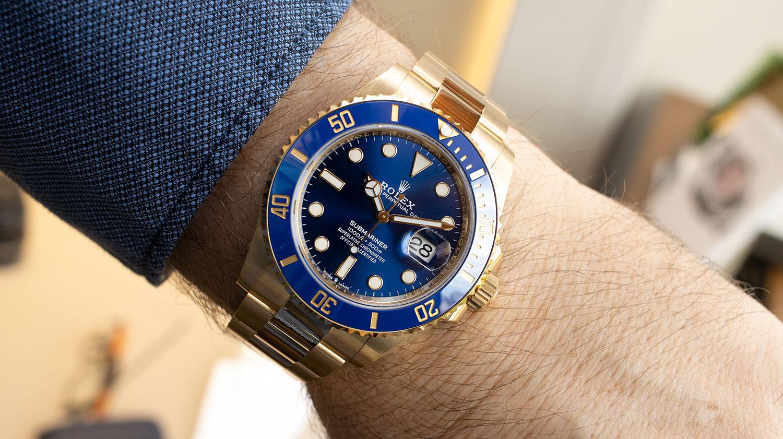 Así queda el Rolex Submariner Date 41 mm 2020 126618LB