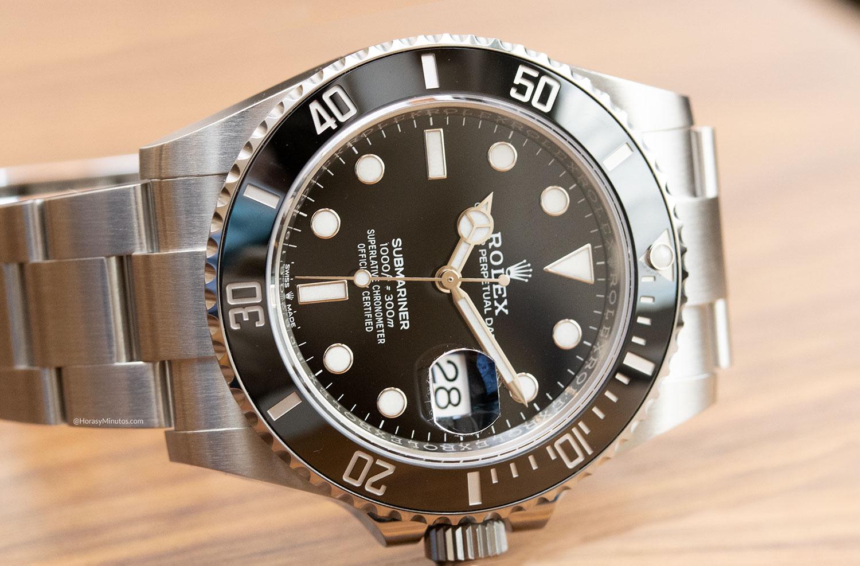 Rolex Submariner Date 41 mm 2020 126610LN
