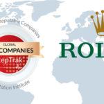 Rolex, la empresa con mejor reputación del mundo