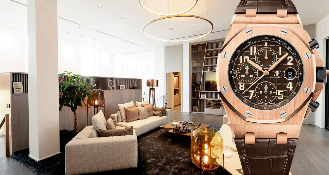AP House Royal Oak Offshore Chronograph Automatic