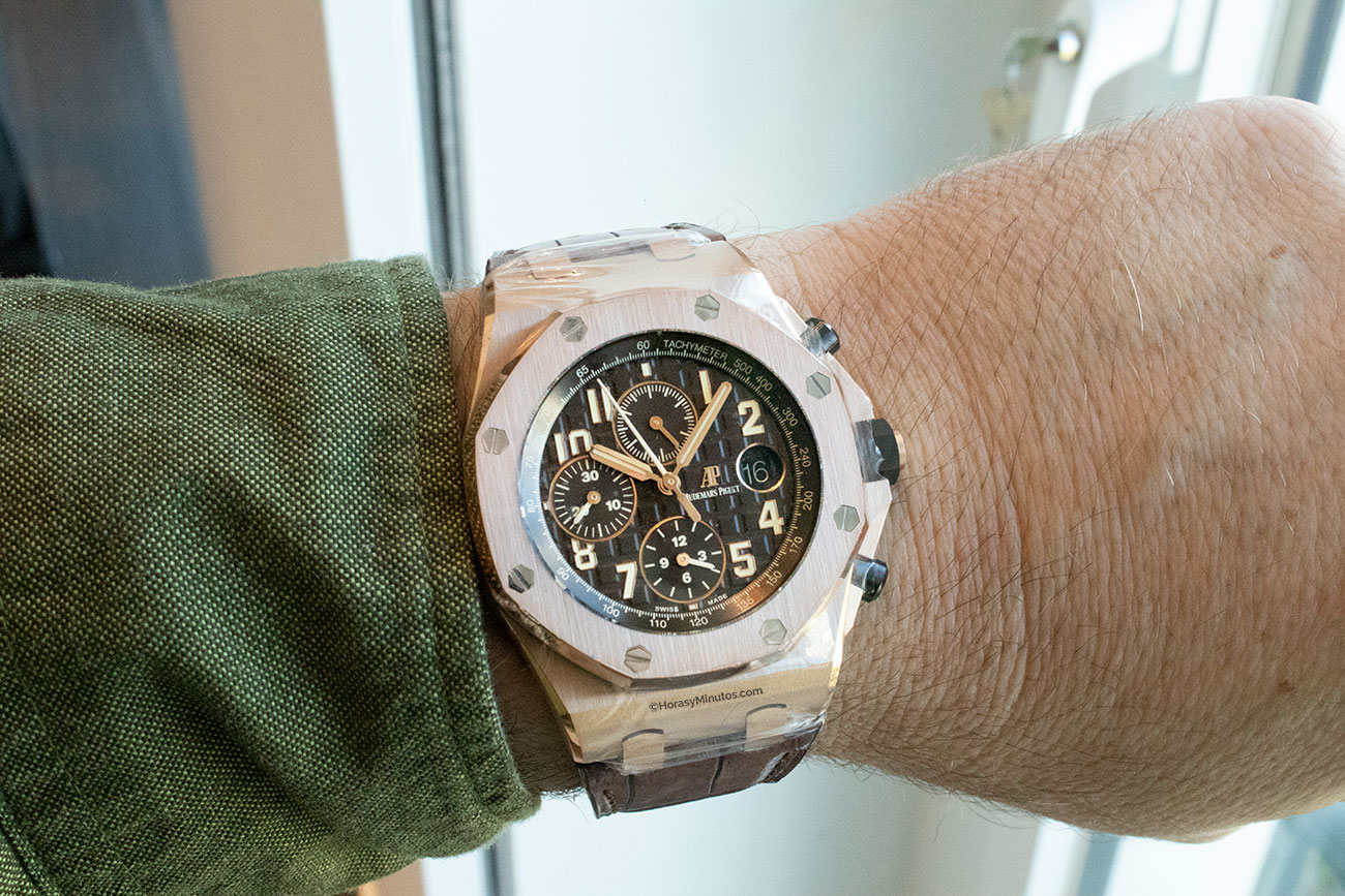 AP House Royal Oak Offshore Chronograph Automatic