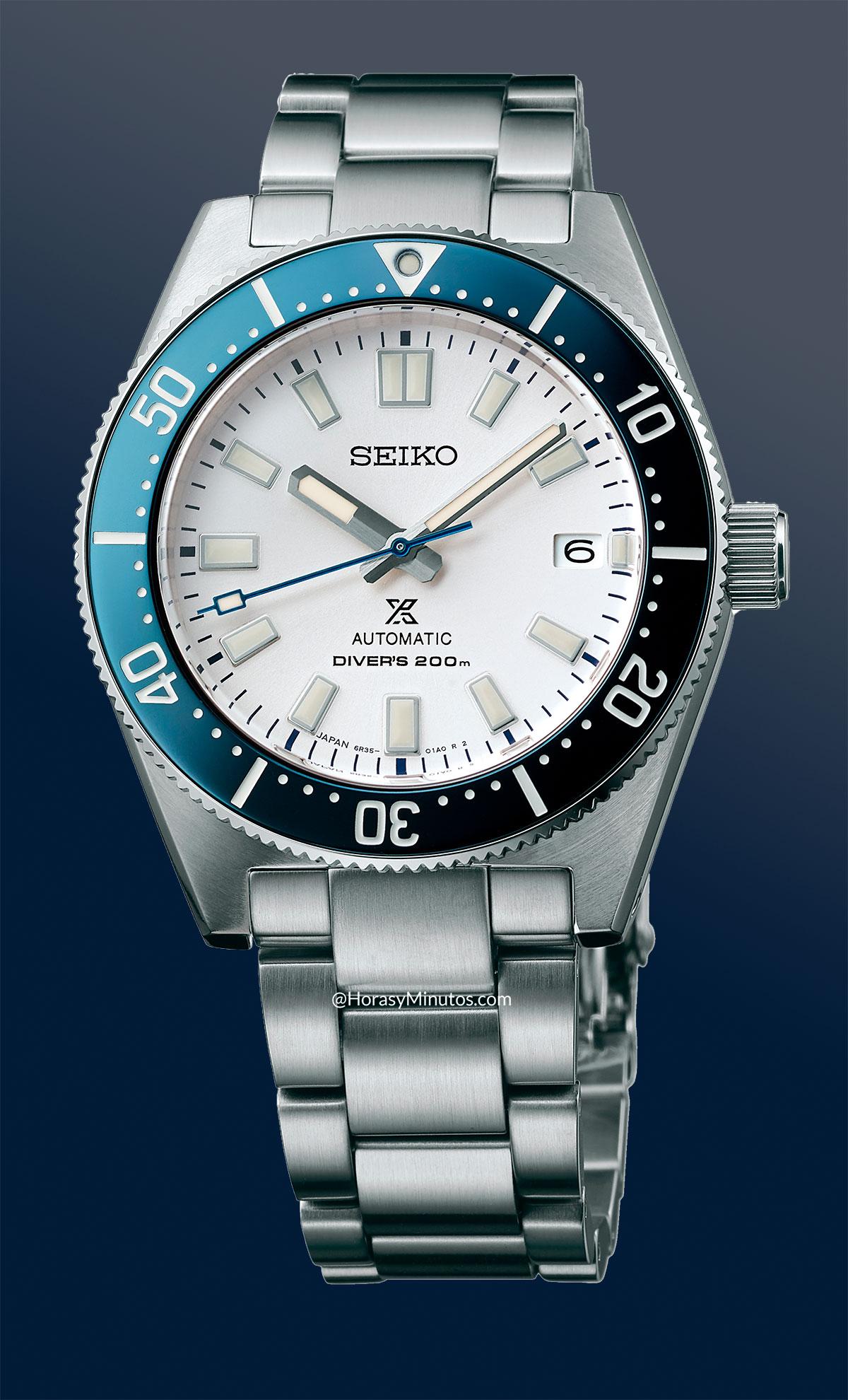 Seiko 140 Aniversario Prospex Diver's SPB213