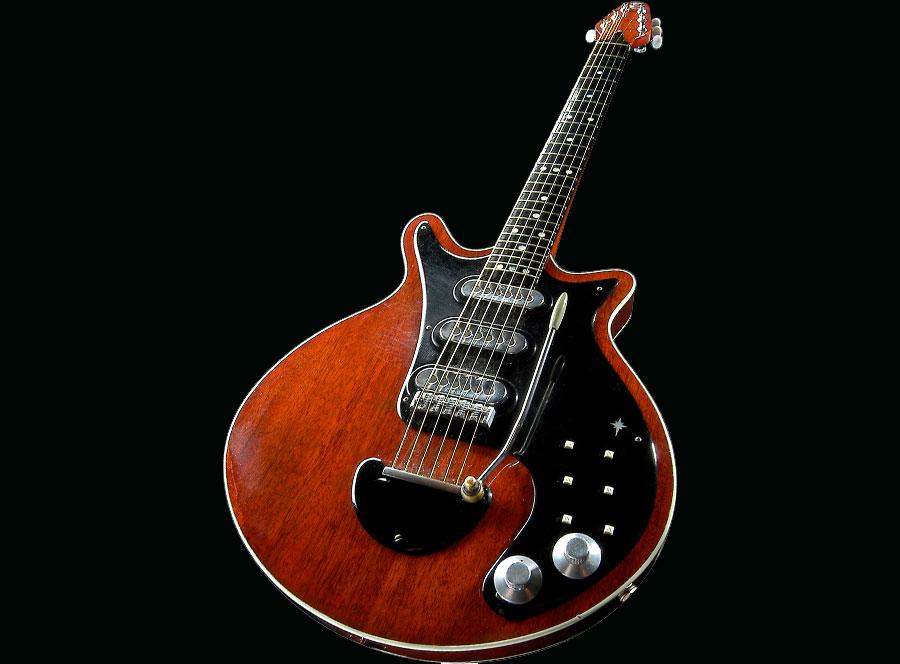 La Red Special de Brian May, inspiración del Seiko 5 Sports Brian May Limited Edition