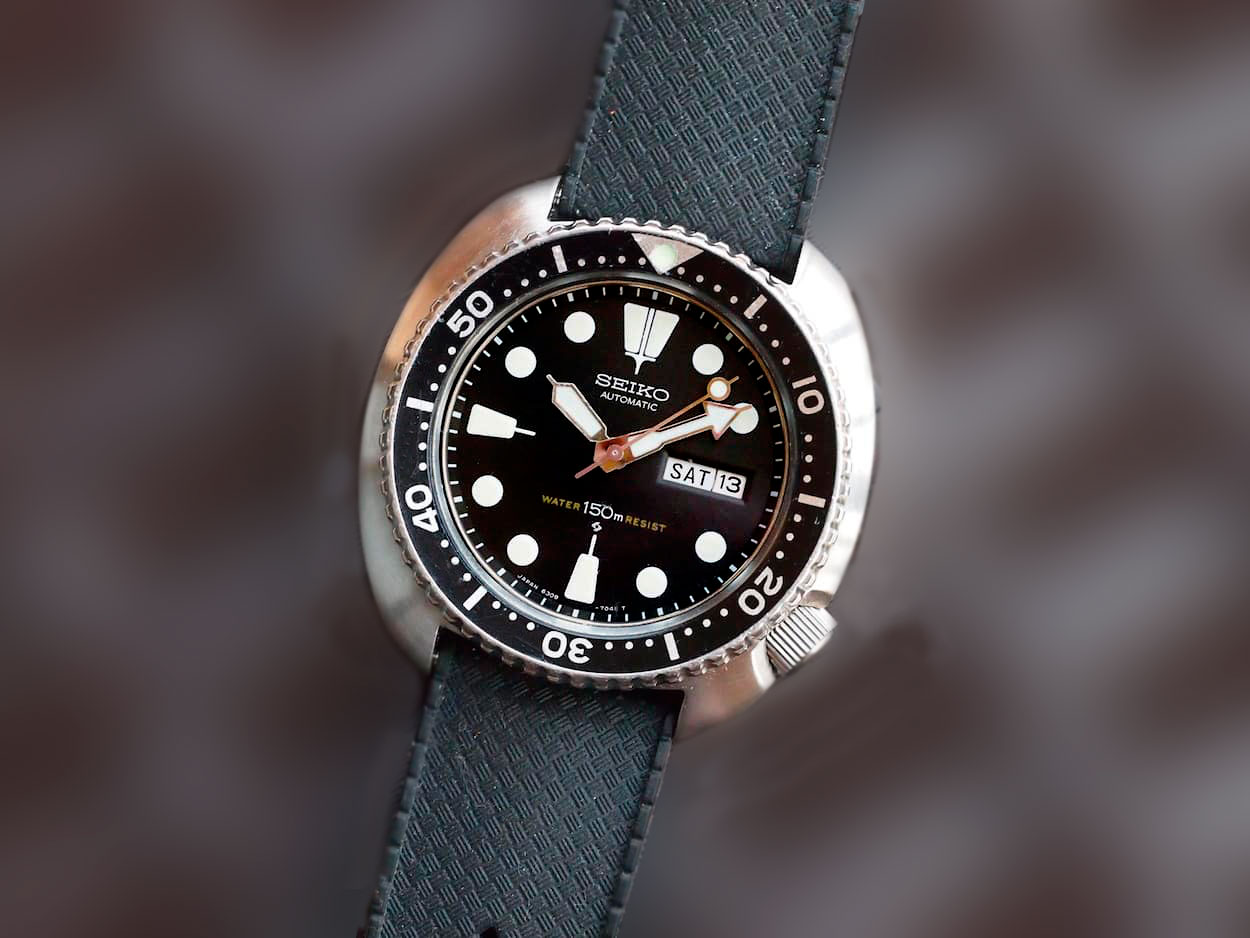 Seiko Prospex Dawn Grey Series