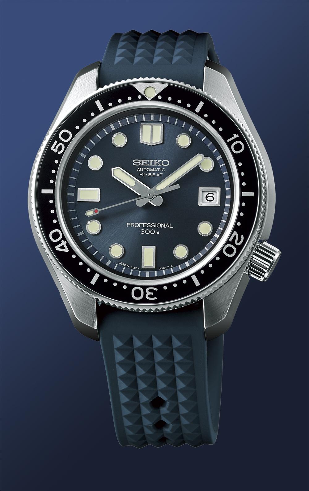 Seiko Diver's 55th Anniversary Trilogy Recreación del Professional Diver's de 1968