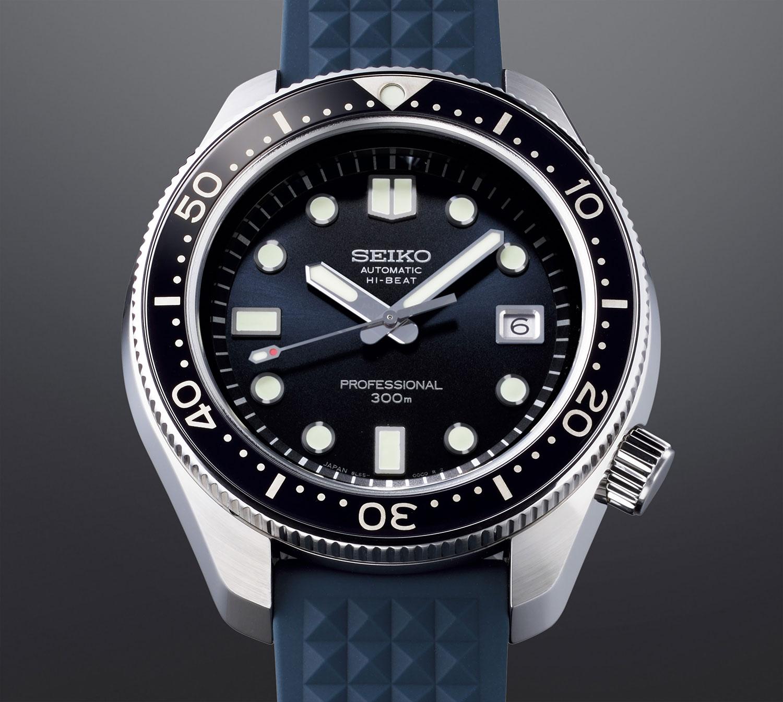 Seiko Diver's 55th Anniversary Trilogy El Professional Diver de 1968