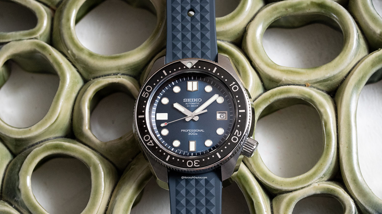 Seiko Diver's 55th Anniversary SLA039