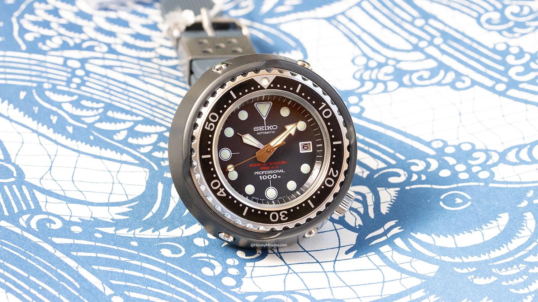 Seiko Diver's 55th Anniversary SLA041
