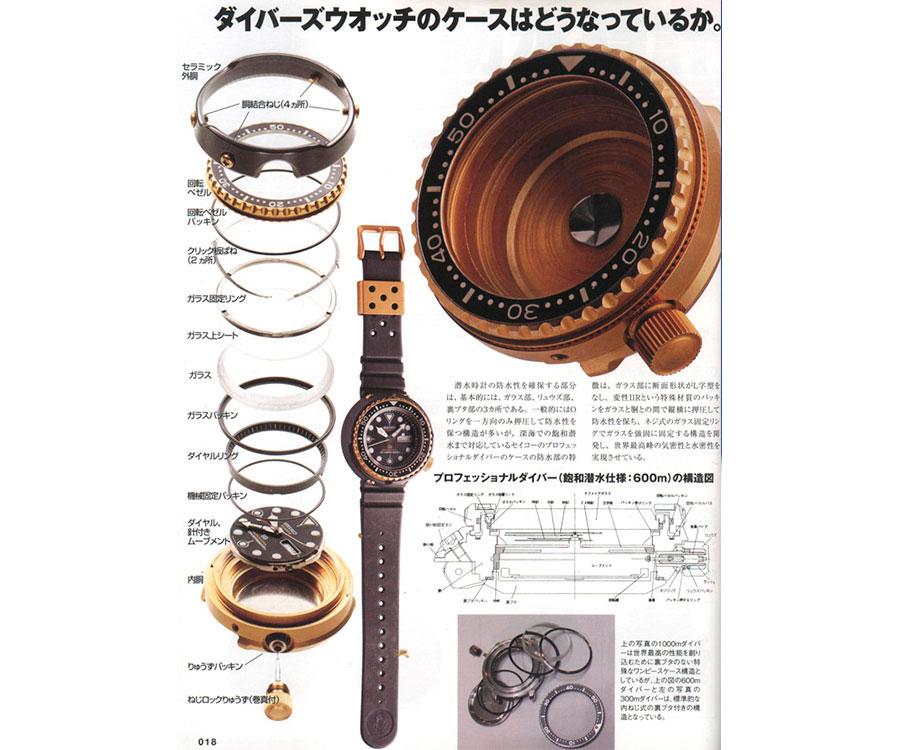 Seiko Golden Tuna Ref. 7549-7009