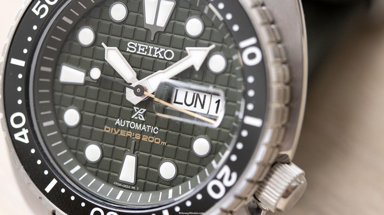 Seiko Prospex King Turtle SRPE05K1