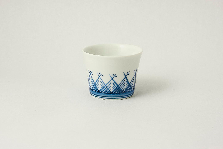 taza de té de porcelana de Arita