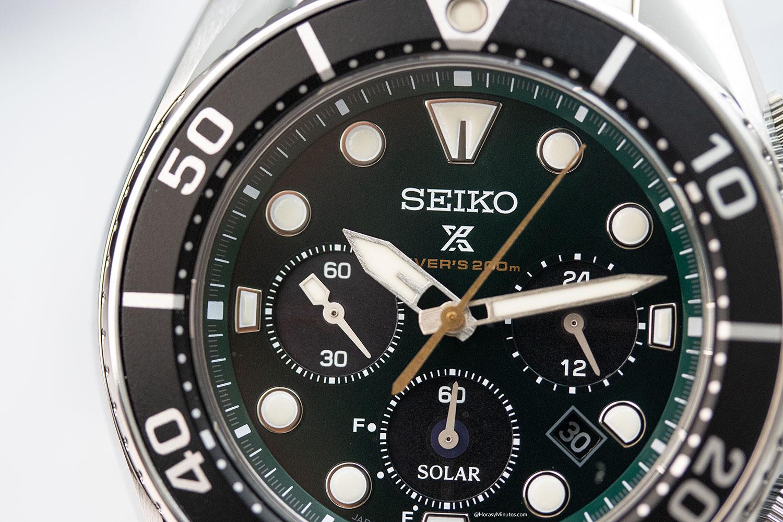 Subesferas del Seiko Prospex 140 Aniversario SSC807J1